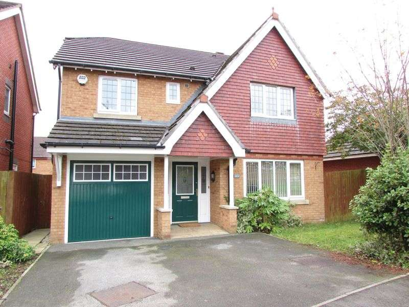 4 Bedrooms Detached House for sale in Gigg Lane, Bury