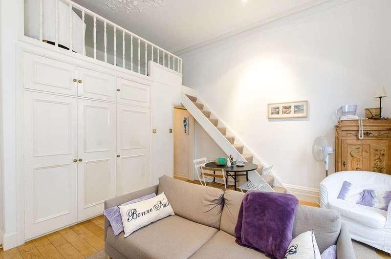 1 Bedroom Flat for sale in Trebovir Road, Earls Court, SW5