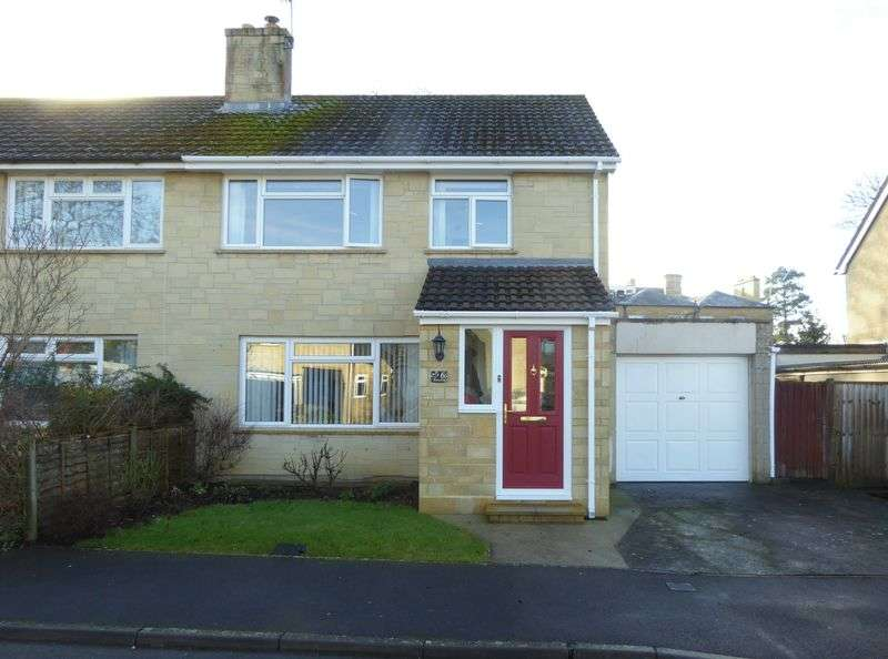 3 Bedrooms Semi Detached House for sale in Myrtle Road, Martock