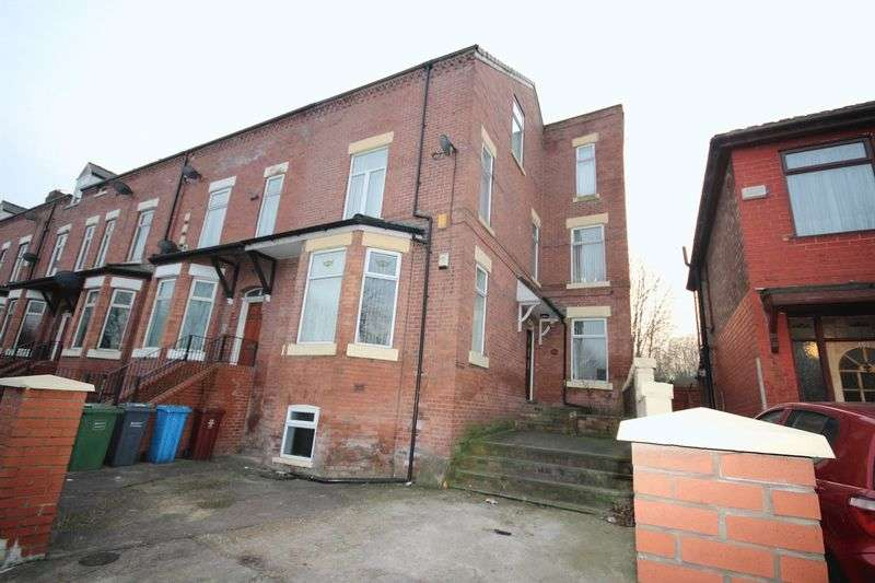 6 Bedrooms Terraced House for sale in Smedley Road, Manchester M8 0RS