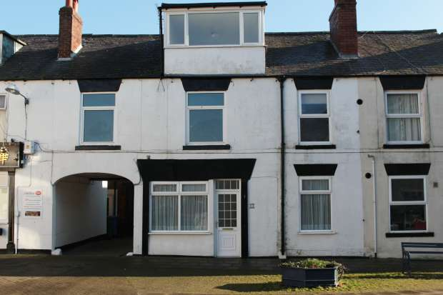3 Bedrooms Terraced House for sale in Mitford Street, Filey, North Yorkshire, YO14 9DS