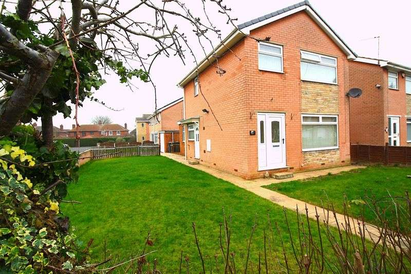 3 Bedrooms Detached House for sale in Connaught Drive, Doncaster