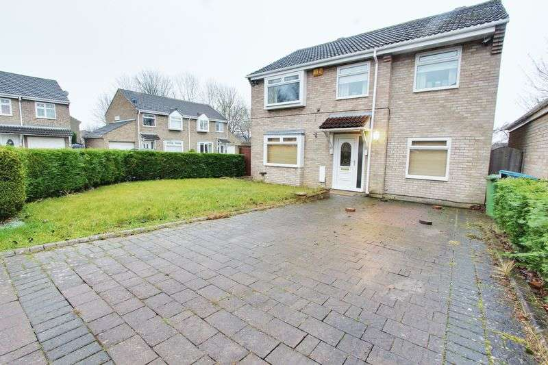 4 Bedrooms Detached House for sale in Bedale Hunt, Newton Aycliffe