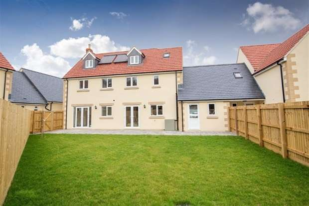 5 Bedrooms Detached House for sale in Pecking Mill, Evercreech, Shepton Mallet