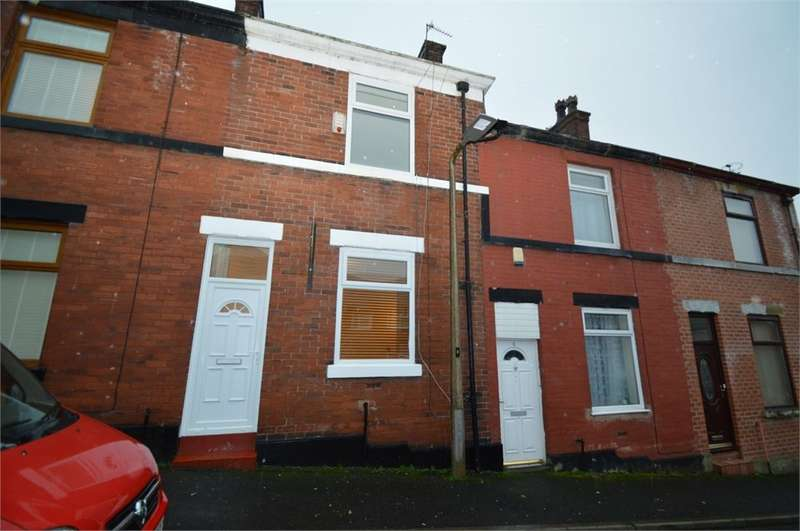 2 Bedrooms Terraced House for sale in Joseph Street, Radcliffe, MANCHESTER, M26