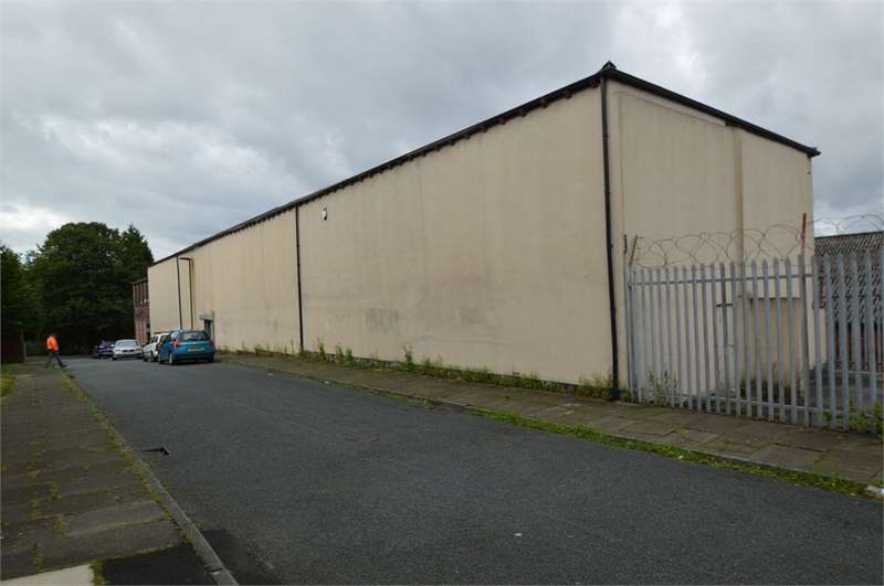 Commercial Property for sale in Rose Mill, Union Street, Middleton, MANCHESTER, M24