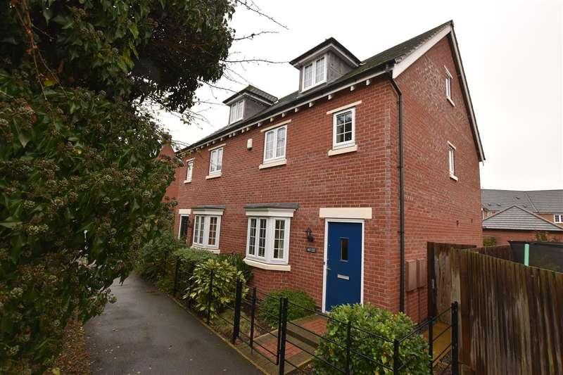 3 Bedrooms Semi Detached House for sale in Flint Lane, Barrow Upon Soar