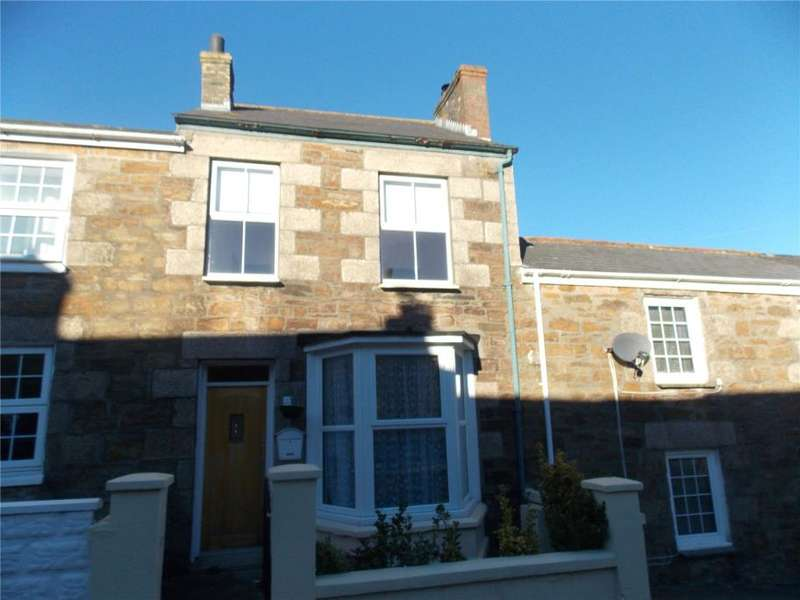 2 Bedrooms Terraced House for sale in Gilly Hill, Redruth