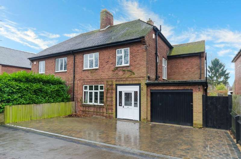 5 Bedrooms Semi Detached House for sale in Barrowby Road, Grantham, NG31