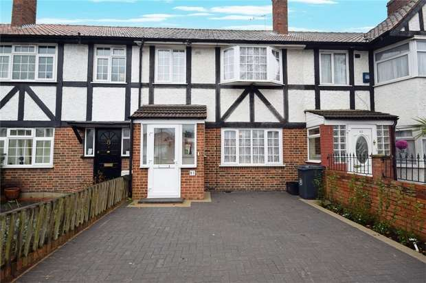 3 Bedrooms Terraced House for sale in Nelson Road, Twickenham