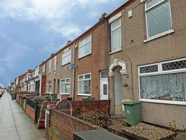 3 Bedrooms Terraced House for sale in Wellington Street, Grimsby, Lincolnshire