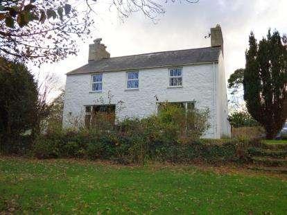 4 Bedrooms Detached House for sale in Penrhos, Pwllheli, Gwynedd, LL53