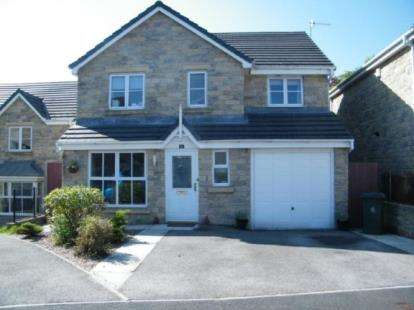 4 Bedrooms Detached House for sale in Limewood Close, Helmshore, Rossendale, Lancashire, BB4