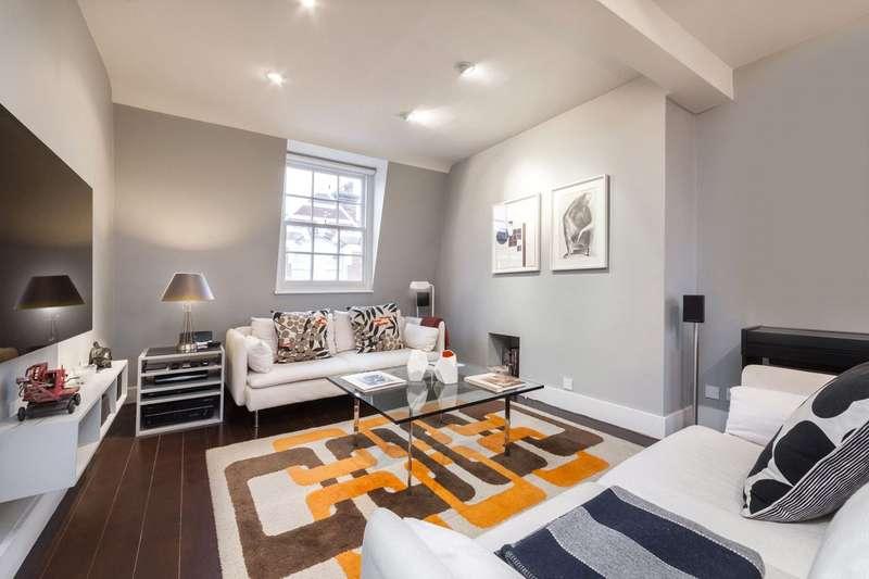2 Bedrooms Flat for sale in Hanson Street, Fitzrovia, London, W1W