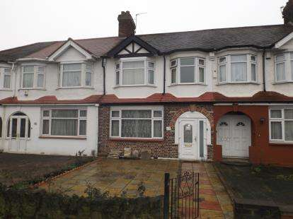 3 Bedrooms Terraced House for sale in Victor Villas, Great Cambridge Road, London