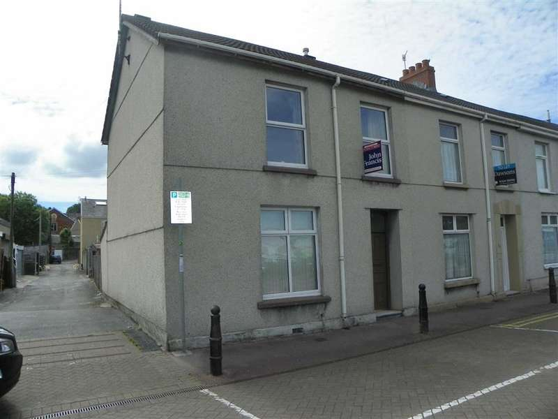 3 Bedrooms Property for sale in Upper Robinson Street, Llanelli