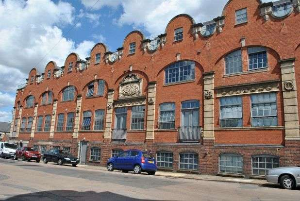 2 Bedrooms Flat for sale in Webbs Factory, Queens Park, Northampton NN2 6HU