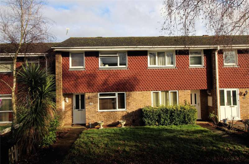 3 Bedrooms Terraced House for sale in Paddocks Mead, Woking, Surrey, GU21