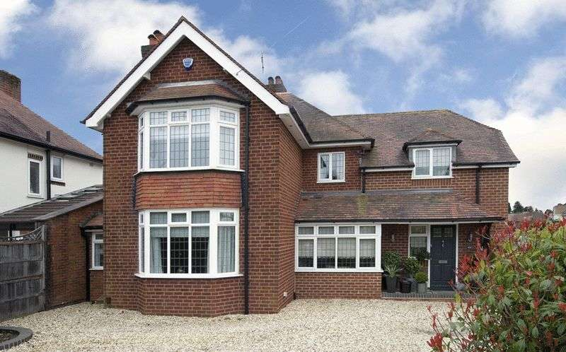 4 Bedrooms Detached House for sale in Kidderminster Road, Hagley