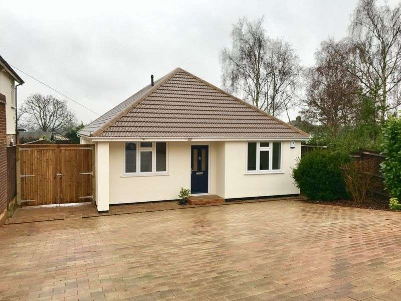 4 Bedrooms Detached Bungalow for sale in Arbuthnot Lane, Bexley