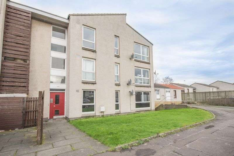 2 Bedrooms Flat for sale in Mitchell Walk, Rosyth