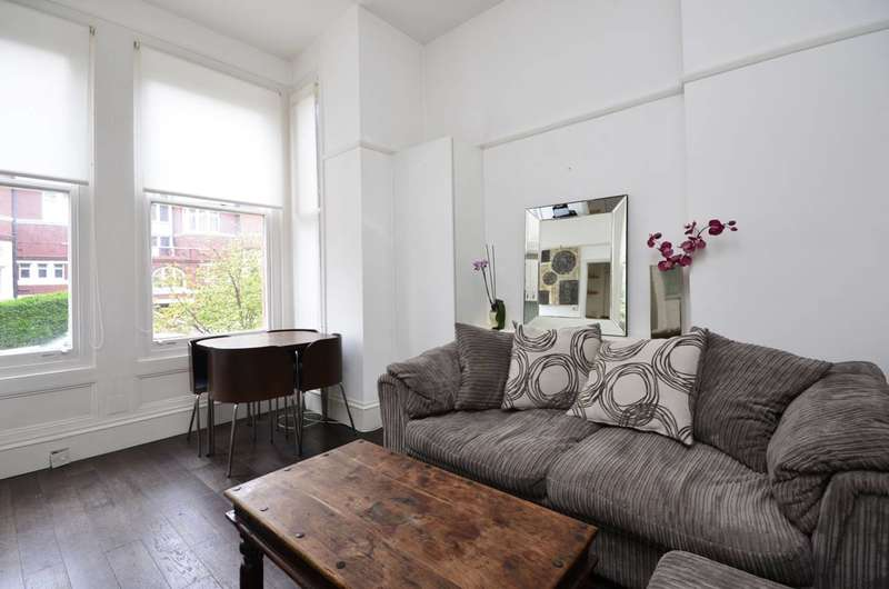 1 Bedroom Flat for sale in Frognal, Hampstead, NW3