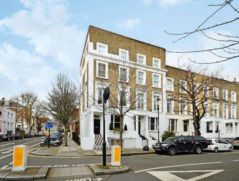 2 Bedrooms Flat for sale in Cathcart Road, Chelsea, SW10