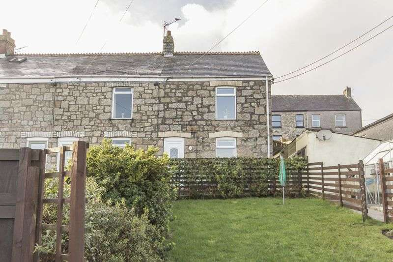 2 Bedrooms Terraced House for sale in Carclaze Road, St. Austell