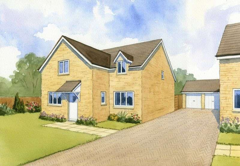 4 Bedrooms Detached House for sale in Alvescot Road, Carterton