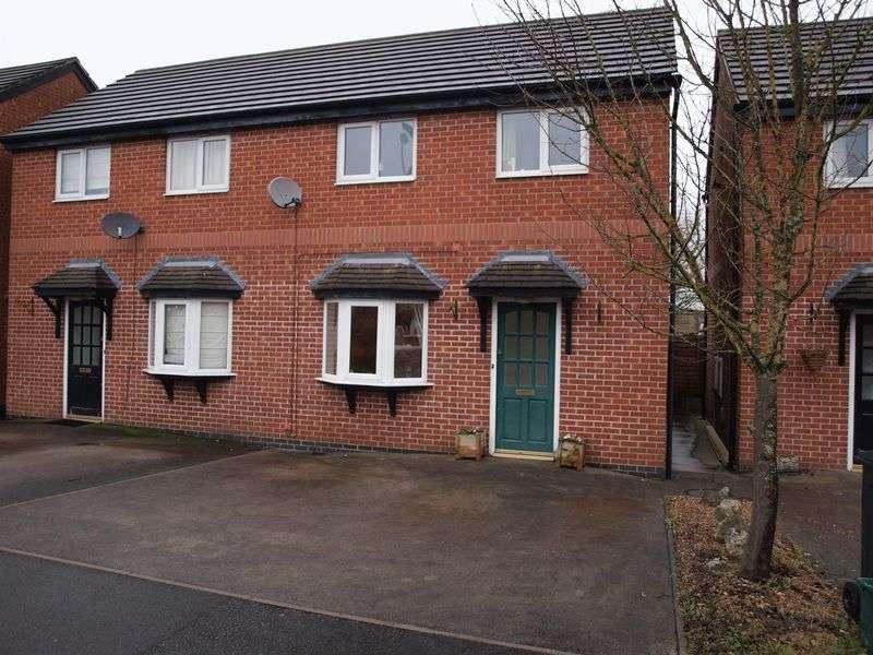 3 Bedrooms Semi Detached House for sale in Verdin Street, Northwich, CW9 7BX