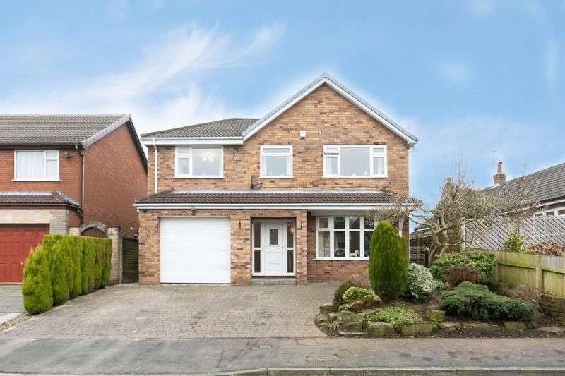 4 Bedrooms Detached House for sale in Glenside, Wrightington, WN6 9EG