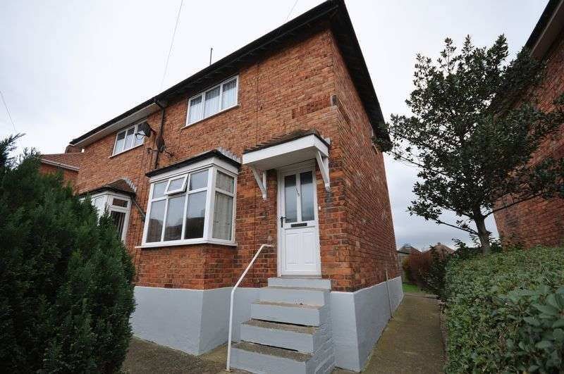 2 Bedrooms Semi Detached House for sale in St Peters Road, Whitby