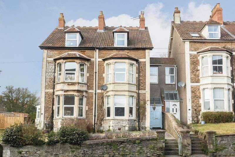 4 Bedrooms Terraced House for sale in Butts Hill, Frome