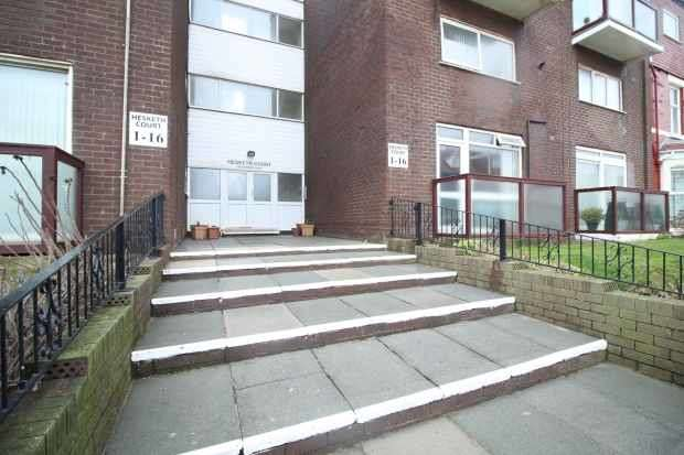2 Bedrooms Apartment Flat for sale in Hesketh Court, Blackpool, Lancashire, FY2 9JJ