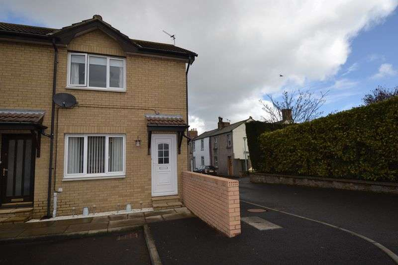 2 Bedrooms Terraced House for sale in Browns Court, Amble
