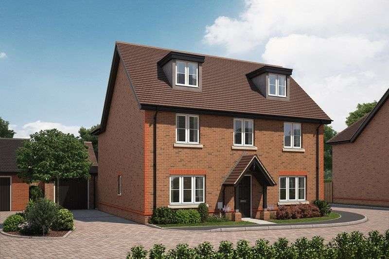 5 Bedrooms Detached House for sale in Bell Lane, Chichester
