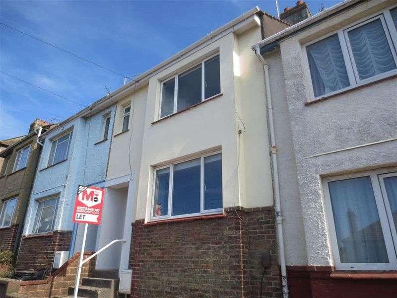 1 Bedroom Terraced House for rent in Baden Road, Brighton