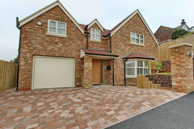 5 Bedrooms Detached House for sale in The Downs, Prestwich,Manchester