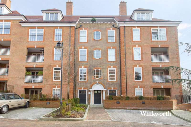2 Bedrooms Flat for sale in Petunia Court, 5 Ashridge Close, Finchley, London, N3