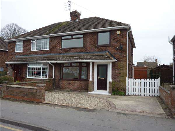 3 Bedrooms Semi Detached House for sale in MANOR DRIVE, WALTHAM, GRIMSBY