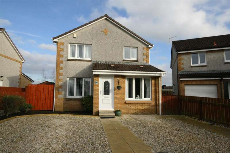 3 Bedrooms Detached House for sale in Kirkton Place, Falkirk