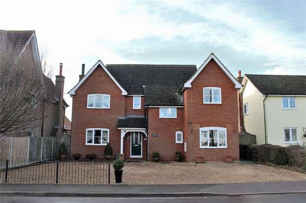 4 Bedrooms Detached House for sale in Essex