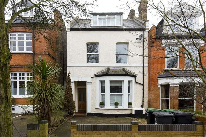 2 Bedrooms Flat for sale in Coniston Road, Muswell Hill, London