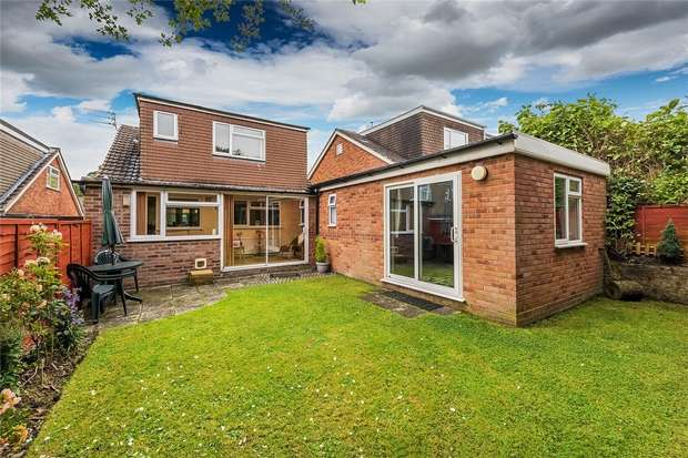 3 Bedrooms Detached Bungalow for sale in 34 Coneybury View, Broseley, Shropshire