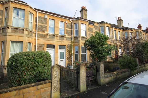 3 Bedrooms Terraced House for sale in King Edward Road, Oldfield Park, Bath