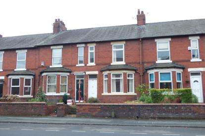 2 Bedrooms Terraced House for sale in Liverpool Road, Great Sankey, Warrington, Cheshire