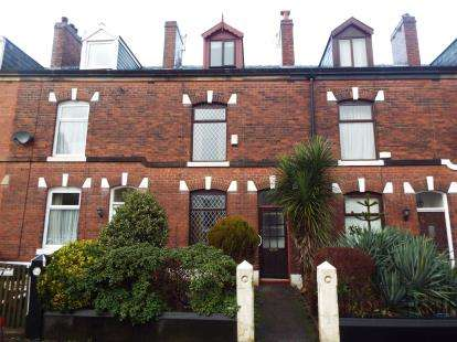 3 Bedrooms Terraced House for sale in Wilton Street, Whitefield, Manchester, Greater Manchester