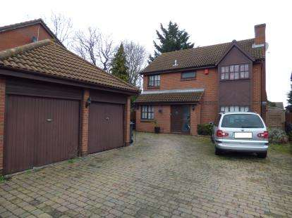 5 Bedrooms Detached House for sale in Hornchurch