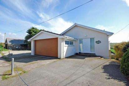 Detached House for sale in St. Just, Penzance, Cornwall