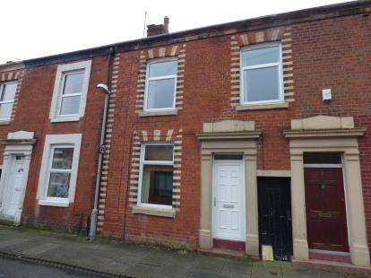 3 Bedrooms Terraced House for sale in Tyne Street, Preston, Lancashire, PR1